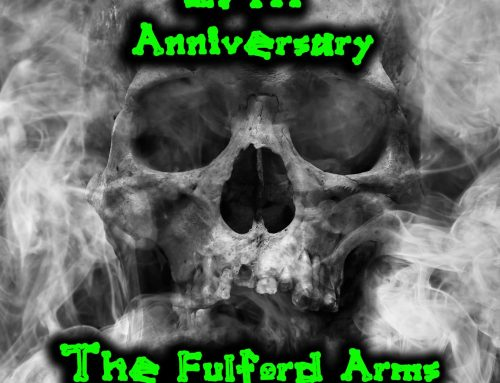 Black Veil 17th anniversary special The Fulford Arms York Sat 13th May 2017