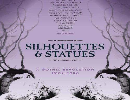 Various – Silhouettes & Statues ( A Gothic revolution 1978-1986)