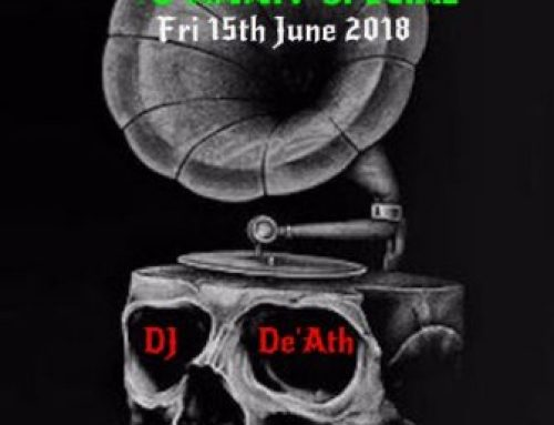 Black Veil 18th Year Special Fri 15th June 2018 @ Burton Lane WMC York