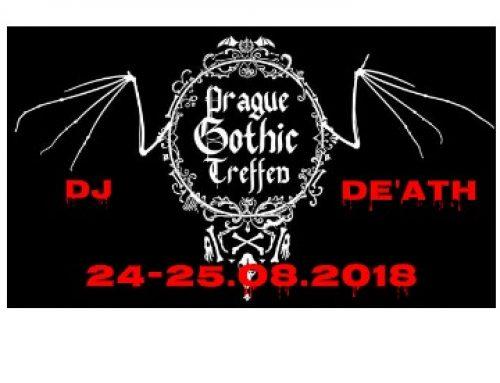Prague Gothic Treffen 24-25.08.2018 DJ Set