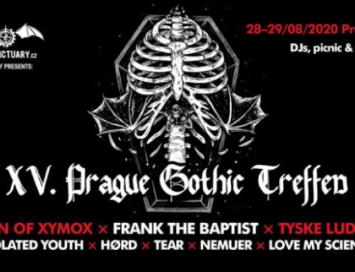 Prague Gothic Treffen 28-29/08/2020 Masked live DJ Set !!!!!!!!!!