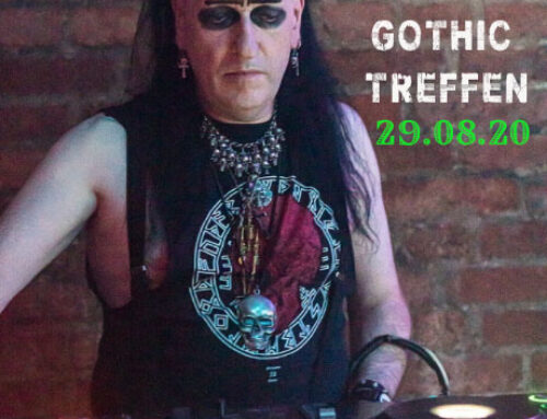 DJ setlist Prague Gothic Treffen 29th August 2020