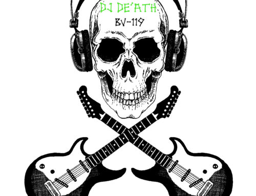 Black Veiled 119 -Vial 16 – Death to 2020