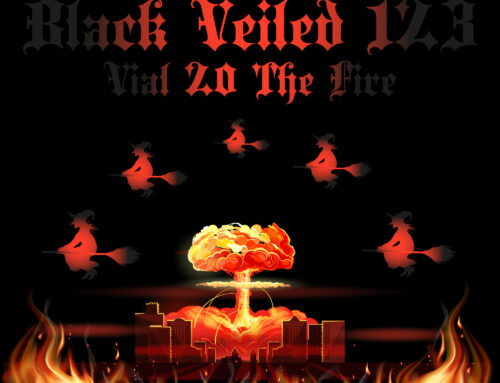 Black Veiled 123 Vial 20 The Fire