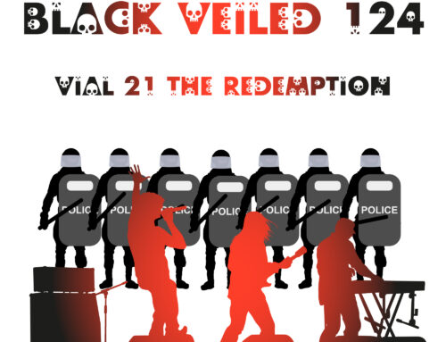 Black Veiled 124 Vial 21 The Redemption