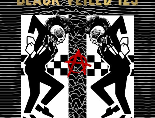 Black Veiled 125 Vial 22 Ghostdance out now!!!!!!!